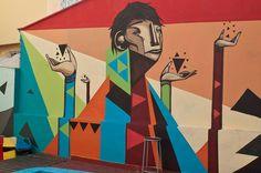 grafiti brazil Iskor