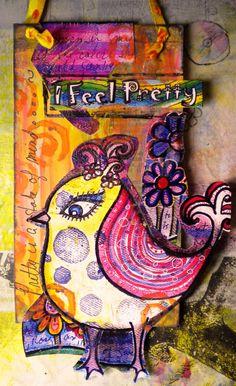 *I feel pretty