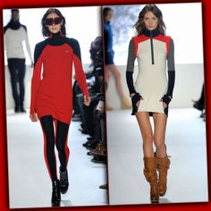 Image detail for -Lacoste Fall 2012 Collection on Fashion Dresses | Beautiful Fashion ... love the colors the boots !