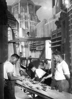 Making Metropolis