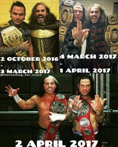 The Hardy's World's Greatest Tag Team Of Space And Time