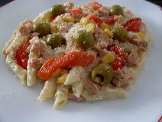 Paprika En La Cocina: Macarrones con atún