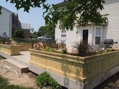 Deck Flower Box Project