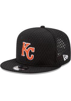 New Era Kansas City Royals Mens Black Home Run Derby 2017 Snapback Hat