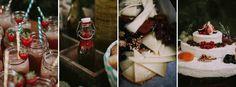 THE RED TUFT - Wedding Photography - Sandra Y Victor @moncho's #catering #wedding @niceweddings #drink #foodporn