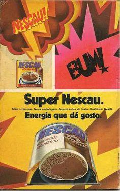 Nescau #nostalgia