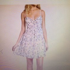 POSH FIND This dress is from hollister but is sold out :( if anyone finds this or something like it that'd be super kind if you would let me know! I want to wear it for graduation! Thanks  Hollister Dresses Mini