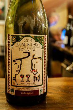 Celebrating Beaujolais Nouveau