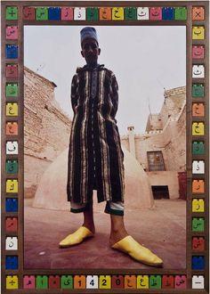 hassan hajjaj | Hassan Hajjaj | Artists | The Third Line | Art Gallery Dubai
