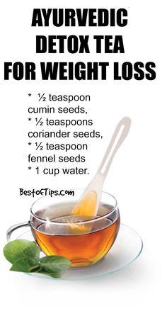 AYURVEDIC WEIGHT LOSS DRINKS