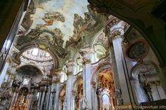 František Karel Palko - kostel sv. Mikuláše na Malé Straně