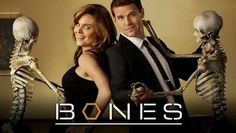 """Bones - Socially awkward forensic anthropologist Dr. Temperance """"Bones"""" Brennan teams up with intuitive FBI agent Seeley Booth to investigate crimes that have left scant evidence behind: namely, the bones of the deceased ..... I am watching all seasons of this show for the 3rd time.  Thanks, Netflix!"""