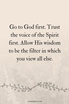 Jesus Christ is Lord:We should be able to trust the people in our lives, but we must go to God first with our trust. Learn 5 ways to trust in God with all your heart in the midst of the mundane. Bible Verses Quotes, Bible Scriptures, Faith Quotes, Peace Quotes, Strong Quotes, Scriptures On Trust, Trust In God Quotes, Quotes About God, Quotes To Live By