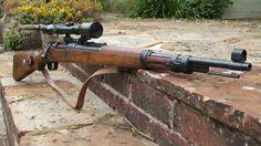Kar98k Sniper Rifle