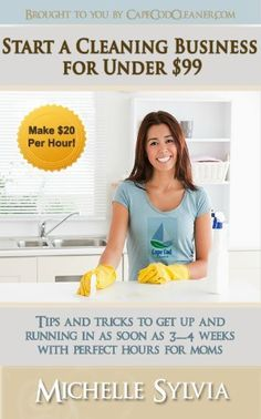 Start a Cleaning Business for Under .... $3.99. Author: Michelle Sylvia. Publisher: BumbleB Media, Inc. (December 17, 2012). 51 pages