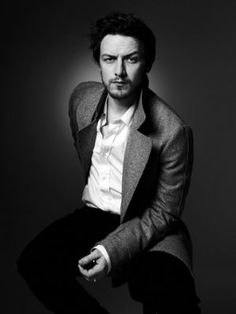 James McAvoy...ever since Mr. Tumnus, man. Can't get him outta my mind.