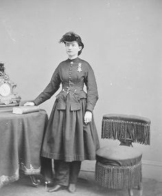 Bloomer Costume: Amelia Jenks Bloomer was an American social reformer, part of women's suffrage and advocated a new style of dress for women referred to as bloomer costume.