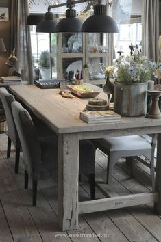 Industrial meets country - Kitchen Design