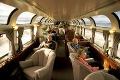 Writing the Rails: Amtrak's Writers' Residencies