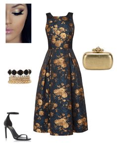 """Untitled #16"" by jessica-hightower-lizada on Polyvore featuring Alexander McQueen, Yves Saint Laurent, Charlotte Russe and Mary Kay"