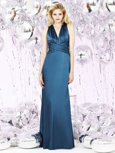 Social Bridesmaids Style 8127    #blue #bridesmaid #dresses