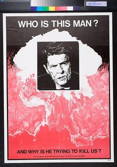 Inkworks Press ~ printer | Darren Ching ~ artist / Who is this man? And why is he trying to kill us? (1983)