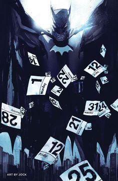 Detective Comics #27 - Batman by Jock *