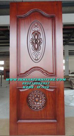 Single Door Design, Wooden Front Door Design, Door Gate Design, Room Door Design, Wooden Front Doors, Door Design Interior, Box Bed Design, Bedroom Furniture Inspiration, Door Design Images