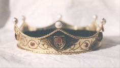 baronial coronet by http://www.dragonsjewels.com/