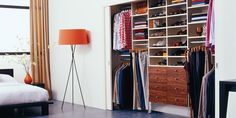 Reach-in Closet Systems | California Closets
