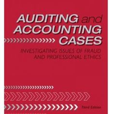 Solution manual for cases in financial reporting 7th edition by downloadable digital solution manual file for auditing and accounting cases investigating issues of fraud and professional fandeluxe Gallery