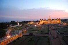 Welcome to Official Virtual Tour Website of Mysore Palace Mysore Palace, Karnataka, India Travel, Virtual Tour, Paris Skyline, Gate, Birth, Tours, Website