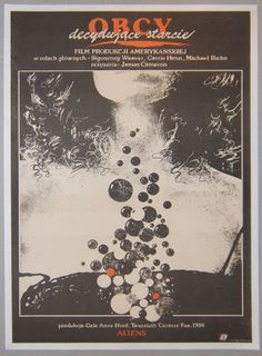 Aliens, 1986 Polish Title: Obcy - decydujace starcie Author; Witold Dybowski, 1987