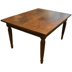 For Sale on - Antique teak wood dining table with a hand-carved bevelled edge and hand-carved legs with beautiful patina. Perfect as a dining table, entrance table or Wooden Dining Table Modern, Dining Room Table, Japanese Philosophy, Entrance Table, Teak Wood, Wabi Sabi, Hand Carved, Minimalism, Spirit