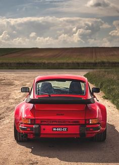 Porsche 911 Turbo by RUF QuirkyRides.com #quirky #cars for #movies & TV