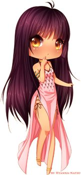 Commission: Princess Amunet by Hyanna-Natsu on DeviantArt princess Nigeria with her hair down Manga Anime, Anime Chibi, Manga Girl, Anime Pokemon, Kawaii Chibi, Cute Chibi, Anime Art, Kawaii Girl, Kawaii Drawings