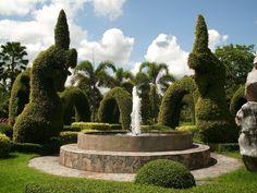 Tweechol Botanic Garden - Doi Saket, Thailand