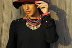 Nizhoni statement jewellery - www.laurielovesit.nl