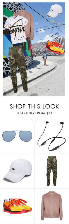 """Sans titre #2"" by kha-diija on Polyvore featuring Yves Saint Laurent, Beats by Dr. Dre, Vineyard Vines, R13, Dolce&Gabbana, Gieves & Hawkes, Superdry, men's fashion et menswear"