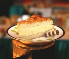 Bienenstich Cake (Bee Sting Cake) (Germany)