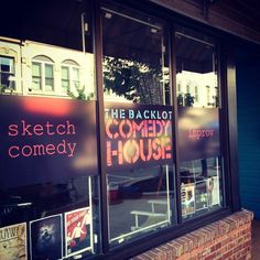 The Backlot Comedy House! Something new and very exciting on Main Street, Oshkosh, WI.