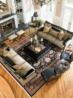 Living Room layout--only looking at the layout