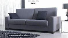Amplio, moderno y funcional. Un sofá cama te permite crear ambientes versátiles segun tus necesidades, sin dejar la elegancia y el buen gusto. Cada diseño se fabrica a pedido en el color y tapiz de tu preferencia. Pedidos: sofacamaperu@gmail.com  Teléfonos: 7989801 / 994139912 / 980746480