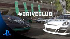 Driveclub GamesCom 2013 Trailer