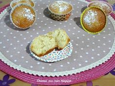 Muffin light all'ananas