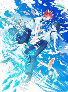 Artist: Maico/kasaki | Tsuritama | Sanada Yuki | Usami Natsuki