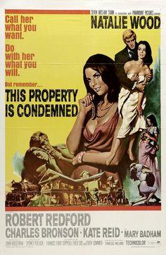Propiedad condenada (1966) - FilmAffinity