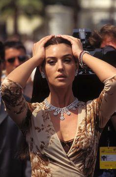 Моника Беллуччи, Канны, 1997 год. было, история, фото