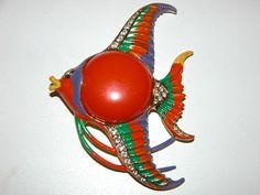 fish brooches - Google Search
