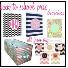 Back to School Prep: Binders in a variety of colors! Shop smart and save money online at www.Activeshop247.com #schoolsupplies